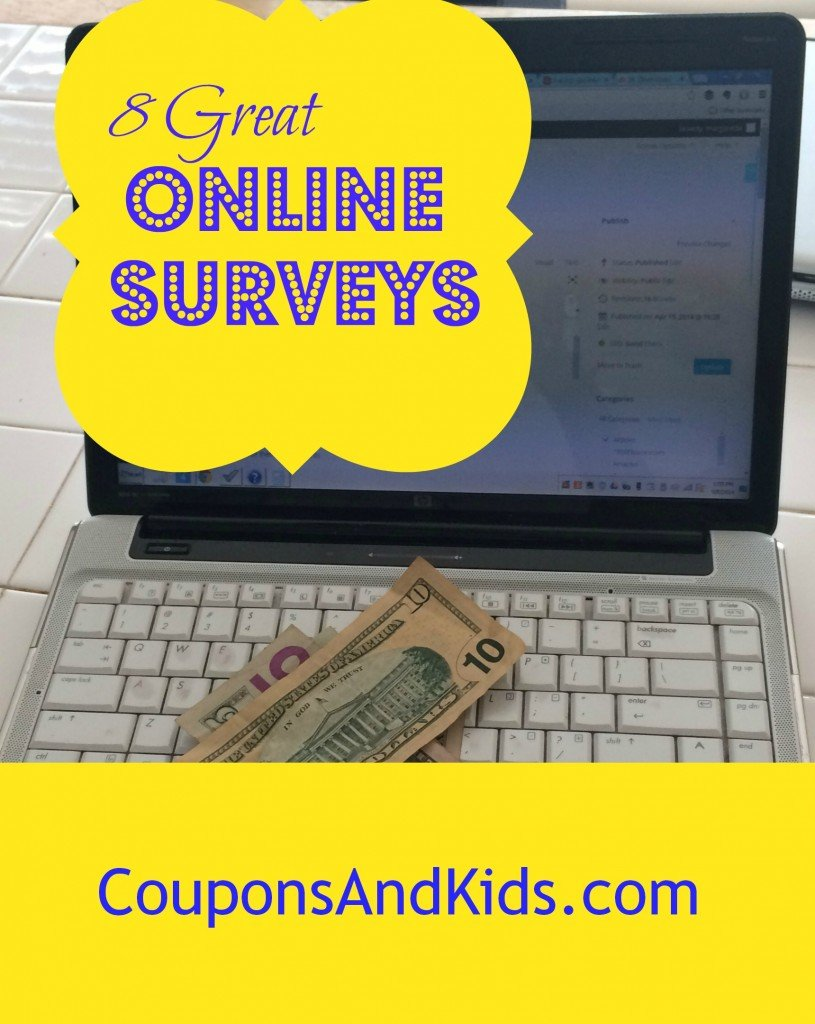 Earn Extra Money at Home Online from CouponsAndKids.com