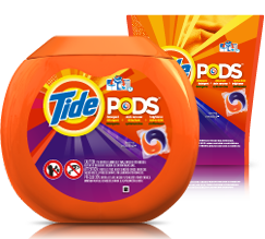 Tide PODS Gain or Bounty Product Printable Coupon