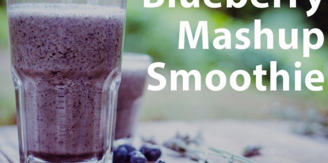 Blueberry Smoothie Recipe | CouponsAndKids.com