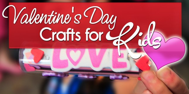 Valentine's Day Crafts from CouponsAndKids.com