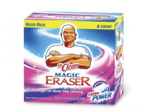 photo relating to Mr Clean Coupons Printable known as Mr Refreshing Magic Eraser Printable Coupon - Oneself Help you save $0.50